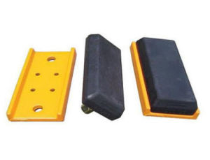 Customized Wear Resistant Neoprene CR Rubber Pad pictures & photos