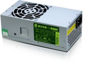 80plus Real 300W / Max 450W Tfx Power Supply  (POS, DVR, Monitoring device Power Supply)