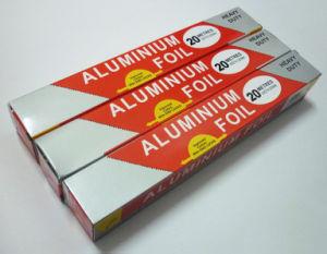 Heavy Duty Household Aluminum Foil pictures & photos