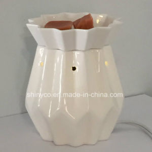 Electric Translucent Fragrance Lamp Warmer with Timer pictures & photos