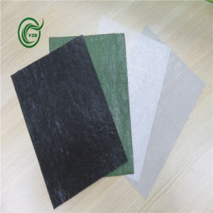 Pb2814 Woven Fabric PP Primary Backing for Carpet (Black) pictures & photos