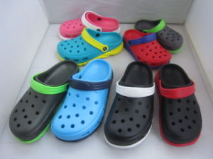 New Fashion Colorful Hot EVA Clogs (TNK35830) pictures & photos