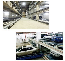 Automated Parking Systems Rotary Parking System pictures & photos