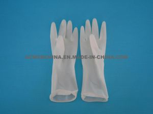 Disposable Medical Surgical Gloves Powdered or Powder Free pictures & photos