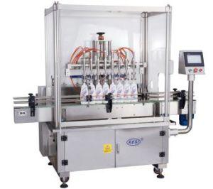 Automatic Dish Wash & Liquid Detergent Filling Machine pictures & photos