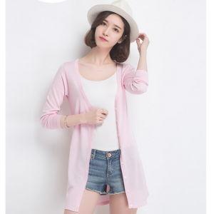 Classic Fashion Ladies Cardigan Knitting Sweater1561