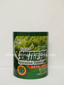 Certified Organic Spirulina Slender Herbal Slimming Capsule