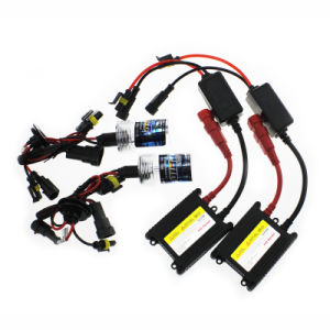 Auto Parts 35W AC Slim HID Xenon Kit 6000k HID Conversion Kit for HID Driving Light pictures & photos