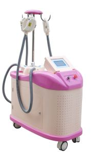 Hair Removal Skin Rejuvenation Acne with Three Handles pictures & photos