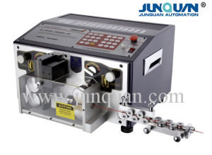 Automatic Cable Cutting and Stripping Machine (ZDBX-2) pictures & photos