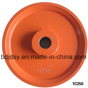 Casting and Machining Belt Pulley pictures & photos