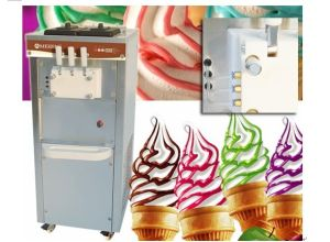 New Designed Soft Ice Cream Making Machinery