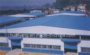 Prefabricated Steel Warehouse Manufacturer in Guangzhou pictures & photos
