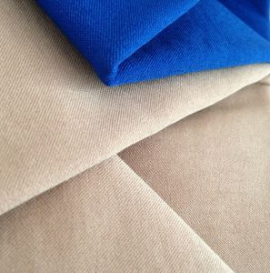 Twill Spandex Cotton Fabric (XY-SP2014003) pictures & photos