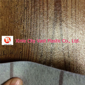 Indoor Wear Resistant 0.5mm PVC Material Plastic Flooring for Home Usage pictures & photos