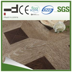 12mm Art Paste-up Classical U Mould HDF Coreboard Parquet Laminated Floor pictures & photos