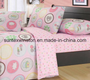 100% Polyester Summer Winter Blanket Set for Children pictures & photos