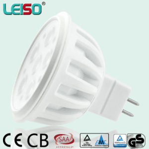 Dimmable 6W MR16 LED Lighting with TUV GS SAA Approval pictures & photos