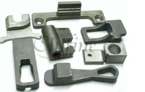 Lost Wax Cast Train Part with Carbon Steel pictures & photos