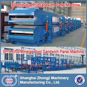 Pur Sandwich Panel Machine Line pictures & photos