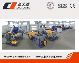 PVC Double Pipe Extrusion Line pictures & photos