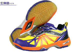 High Quality Professional Badminton Footwear