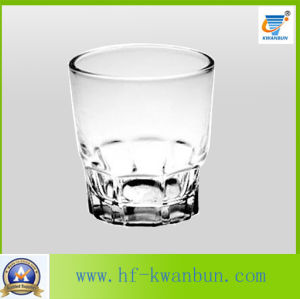 Embossed Whiskey Glass Cup Beer Cup Kb-Hn0236 pictures & photos