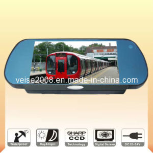 7inch Digital Mirror TFT LCD Display (SP-7088) pictures & photos