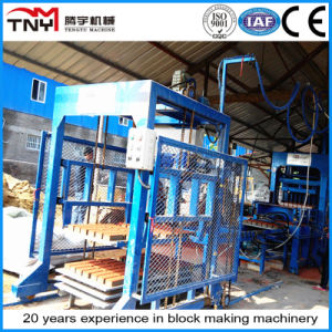 Block Making Machine Price Concrete Block Machine (QT6-15) pictures & photos