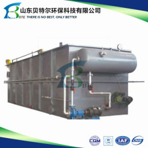 Dissolved Air Flotation Unit for Water Pre-Treatment pictures & photos