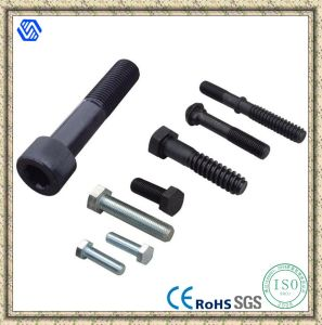 Standard Size Hex Bolt and Nut pictures & photos