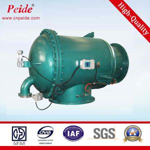80t/H 0.18kw Irrigation Industrial Automatic Water Screen Filter pictures & photos