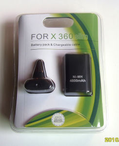 Battery Pack for xBox360 Slim Style No. xBox3sbp pictures & photos