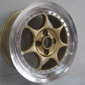 15/16 Inch Car Wheel Rim/Alloy Wheel (HL2238) pictures & photos