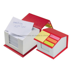 Promotional Sticky Note Pad in House Shape pictures & photos