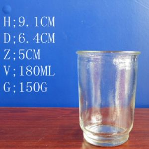 Glass Cup with Big Capacity for Wine and Beer pictures & photos