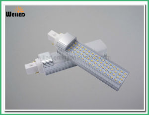 AC85-265V G24 Gx24 PLC LED Plug Light Tube 12W with 2 Pin or 4 Pin pictures & photos