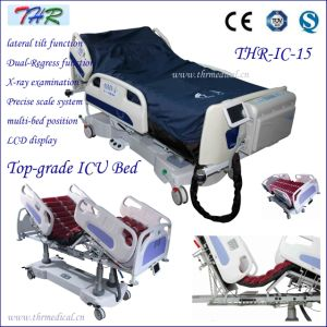 THR-IC-15 Professional ICU Electric Multi-Function Hospital Bed pictures & photos
