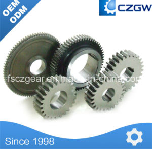 High Precision Customized Transmission Gear Spur Gear for Gearbox and Reducer pictures & photos