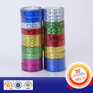 Colorful Laser Reflective Tape for Stationery pictures & photos