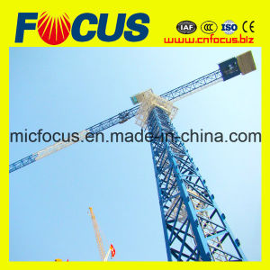 Quality Guaranteed Qtz Series Tower Crane, Swing Crane, Jib Crane pictures & photos