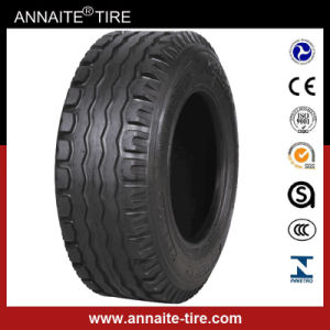 China New Cheap Solid Forklift Industrial Tyre (6.50-10, 8.25-12) pictures & photos
