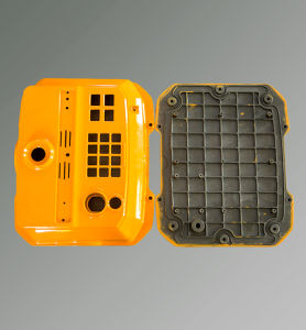 Aluminum Die Casting Case with Powder Coating Finish pictures & photos