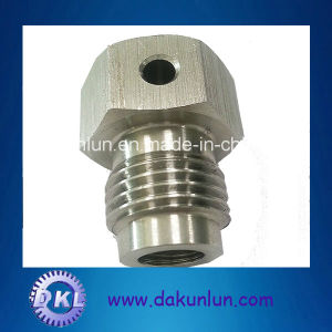 Stainless Steel Hex Plug