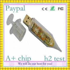 High Quality Tooth USB Flash Drive (GC-T002) pictures & photos