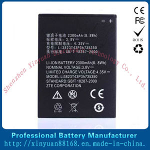 Mobile Cell Phone V975 Battery for Zte
