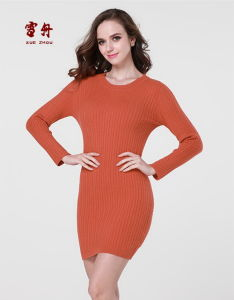 Yak Wool Sweaters / Cashmere Long Pattern Stretch Sweaters/Knitted Wool Sweaters pictures & photos