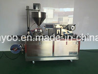 Dpp-150e Automatic Liquid Ketchup Sauce Honey Jam Packing Machine pictures & photos