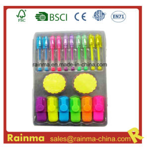Stationery Set with Mini Gel Pen pictures & photos