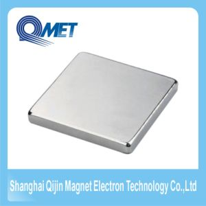 Permanent Super NdFeB Rare Earth Block Magnet